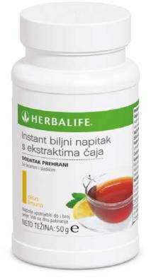 Instant Biljni Napitak limun - Herbalife,.